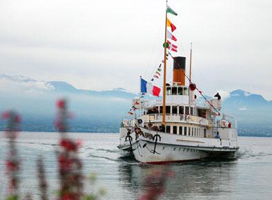 Restaurants et bars - Le Montreux