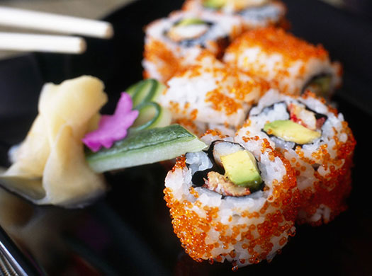 Restaurants et bars - Sushis