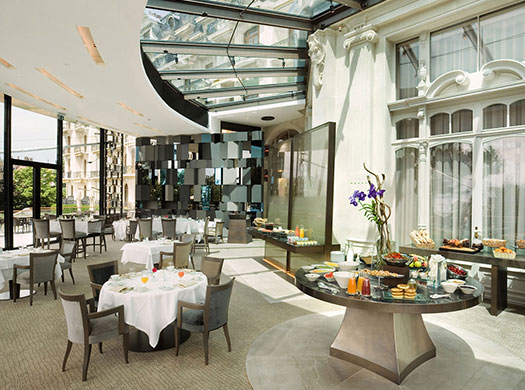 Restaurant et bars - Terrasse