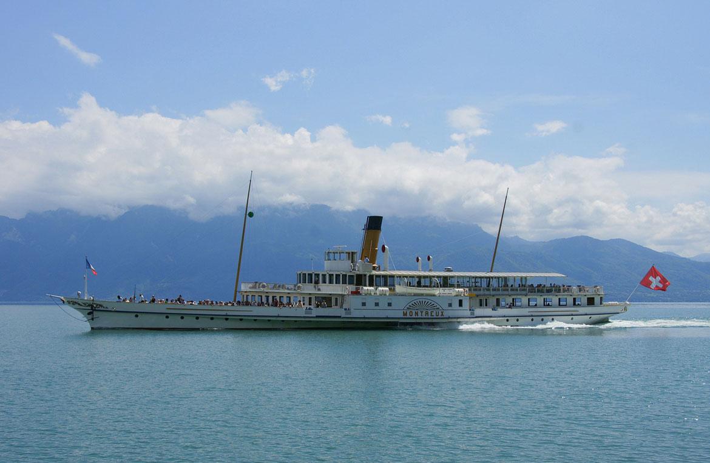 Restaurant Le Montreux
