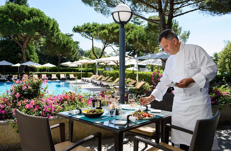 Restaurants et bars - O Terrasse